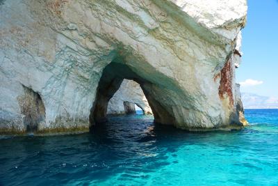 Blaue Grotten, Zakynthos