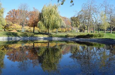 Herbstspaziergang im Kurpark Oberlaa 05