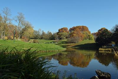 Herbstspaziergang im Kurpark Oberlaa 06