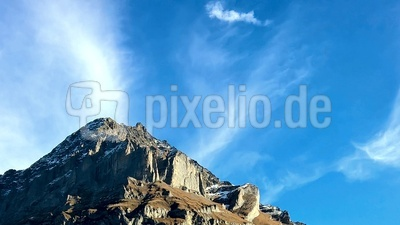 Wetterhorn: Berg oberhalb Grindelwald