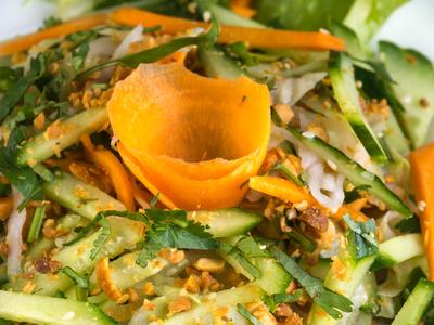 asiatisch vegetarisch