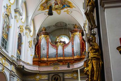 Orgel im St. Peter München