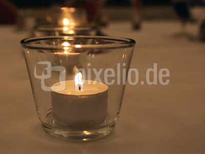 Kerzenlichterkette