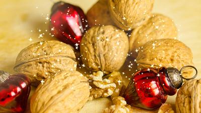 nussige Weihnachten