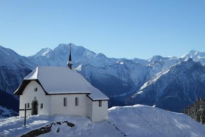 Das kleine Dorfkirchlein