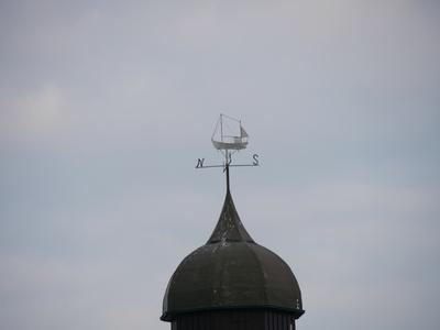 Hübsche Turmspitze