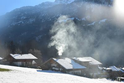 Nebel und Rauch