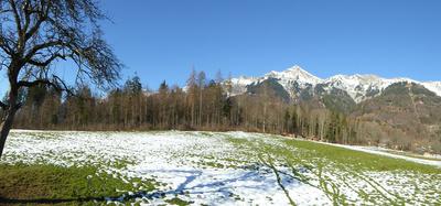 Berner Landschaft Nähe Brienz