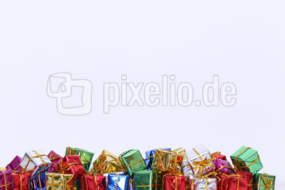 Weihnachts Päckchen