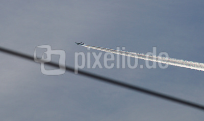Linien-Flug