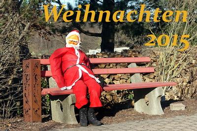 Weihnachten 2015 in der Sonne