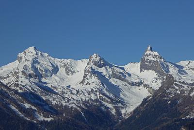 Imposante Gipfelziele