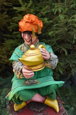 Aladin mit der wunderlampe