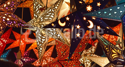 Sterne des Festes