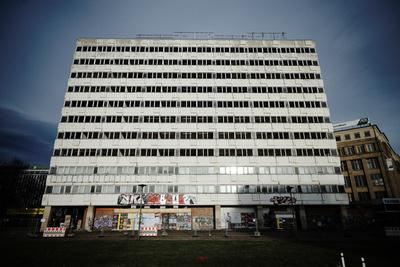 Berlin Haus der Statistik