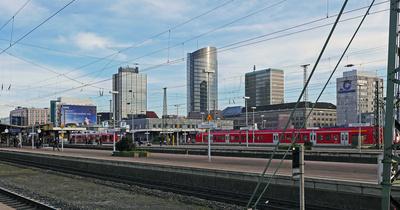 Skyline Dortmund  . . . .