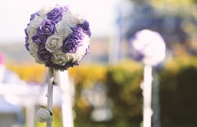 Hochzeitsdeko 1