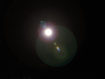 Vollmond an Heilig Abend 2015 (b)