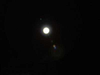 Vollmond an Heilig Abend 2015 (c)