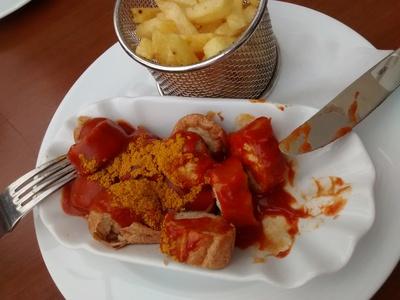 Currywurst