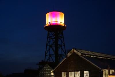 Wasserturm Jahrhunderthalle Bochum