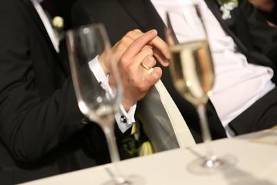 Hände Brautpaar 4