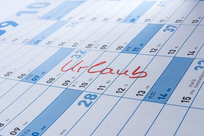 Jahres Kalender