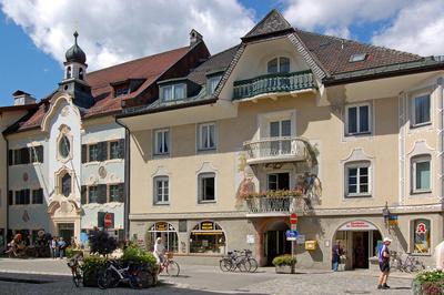 Mittenwald - Obermarkt