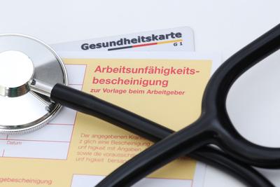 AU und Gesundheitskarte