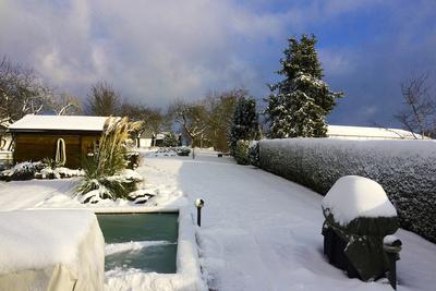 Der lang ersehnte Schnee ist da 1