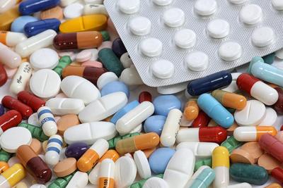 Tabletten auf Rezept