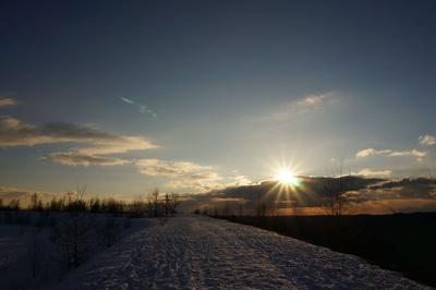 Der Weg ist das Ziel (Winter Wonderland)