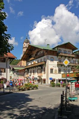 Mittenwald - Ortsmitte (01)