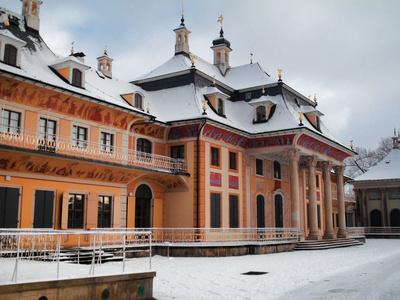 Schlossanlage Pillnitz 28