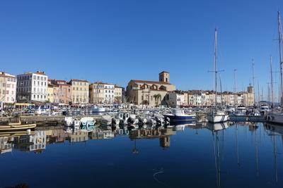 Hafen von La Ciotat