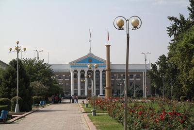 Rathaus Bischkek