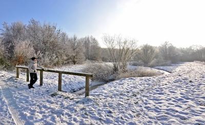 Den Winter genießen
