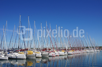 Yachthafen , Biograd na Moru