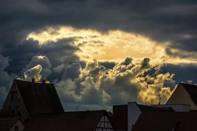 Ein Loch im Himmel