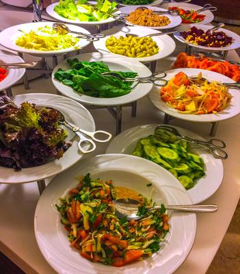 Gesunde Salate
