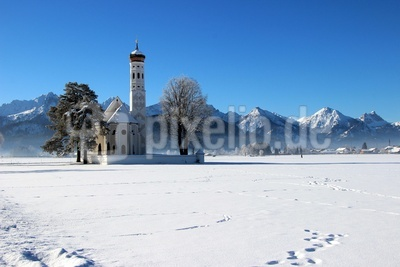 St.Coloman im Winter 2