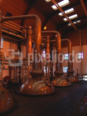 Whisky Distillery Tan