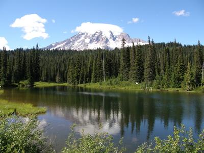 Mount Rainier , Washington