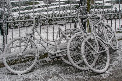 kein Fahrradwetter