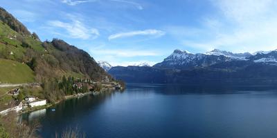 Urlaubland Schweiz
