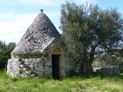 Trulli in Apulien