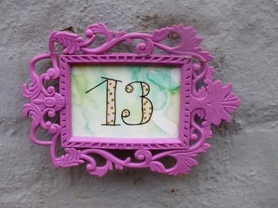 Hausnummer 13