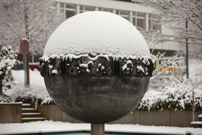 Schutz und Hilfe unter Schnee