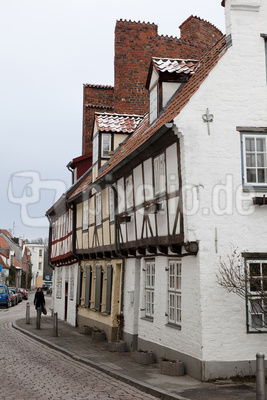 Lübecks alte Häuser