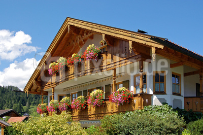 Mittenwald - Ortsmitte